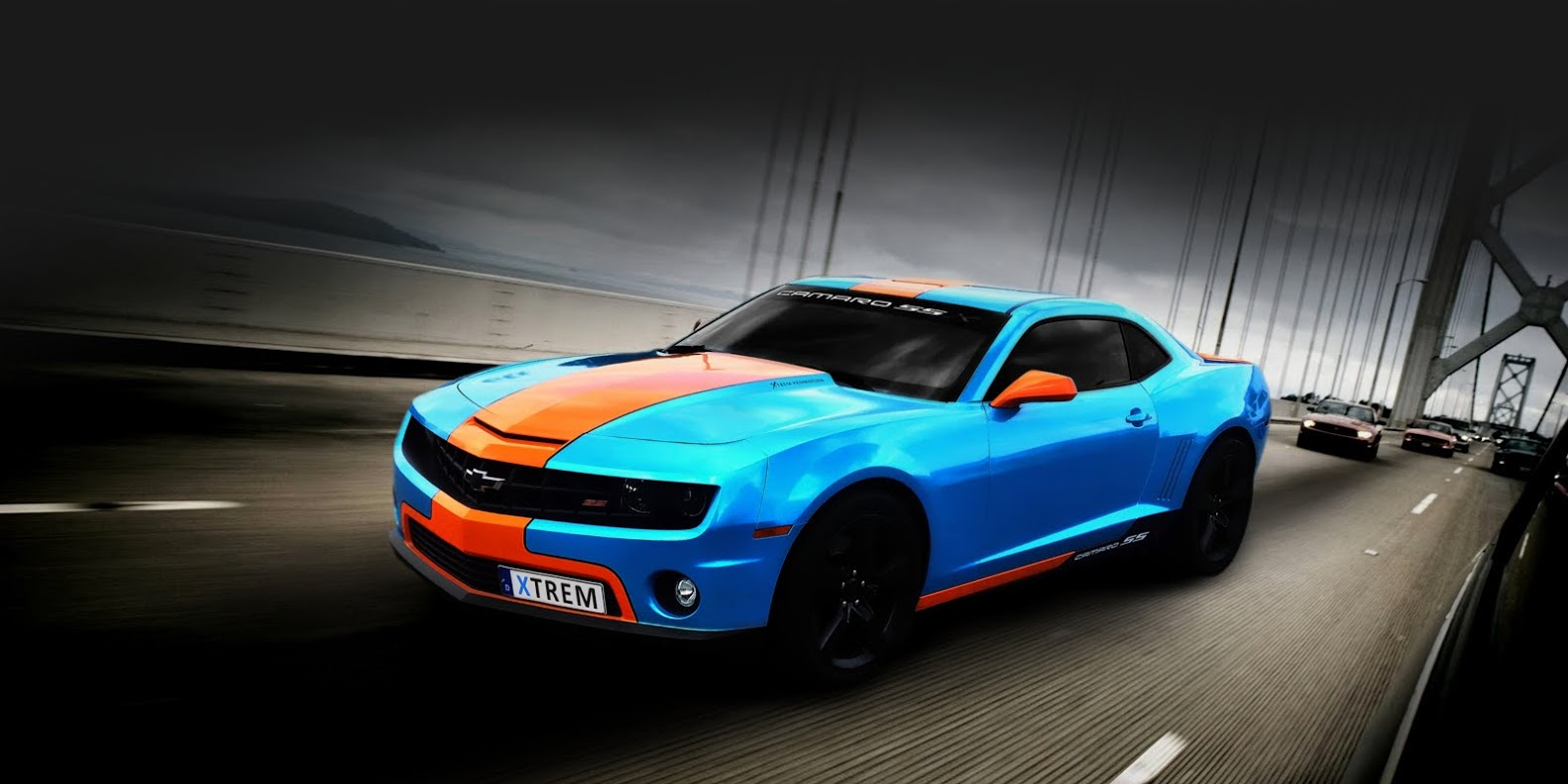 2 Car Wrapping – Camaro