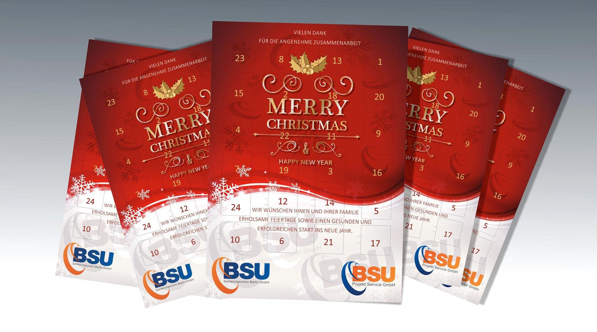 Bmw Weihnachtskalender.Xtrem Promotion