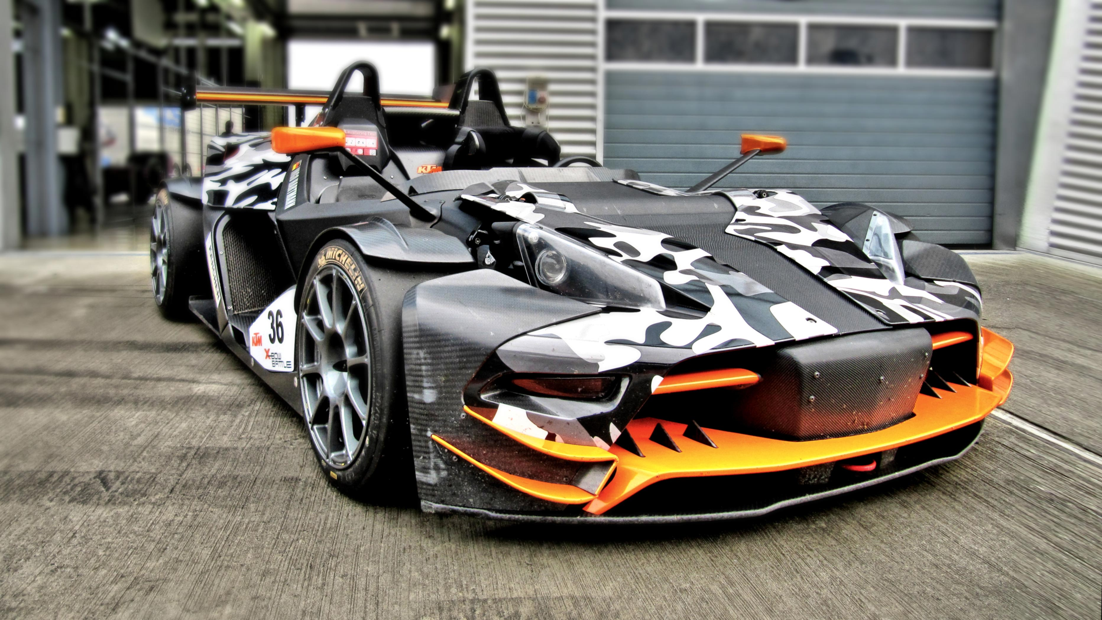 What Is Ktm Xbow